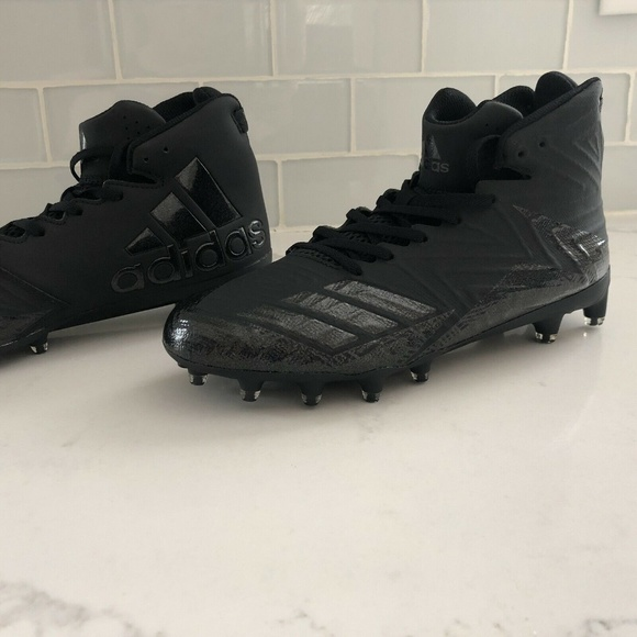 quality design 17eb9 24e61 Adidas Freak X Carbon Mid Football Cleats NWT